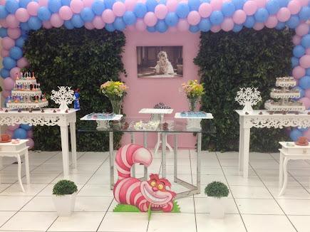 Festa da Alice - Primeiro aninho