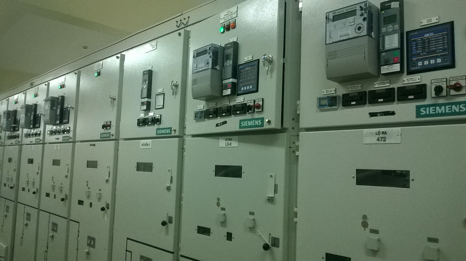 Giám sát năng lượng