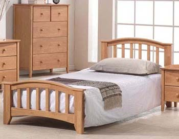 Foundation Dezin & Decor...: Sleep-well single bed.. :)