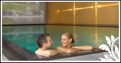 piscine château thermes CHAUDFONTAINE Liège