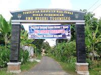 SMK Negeri Tugumulyo Salah Satu Sekolah Vaforit Anak Kreatif