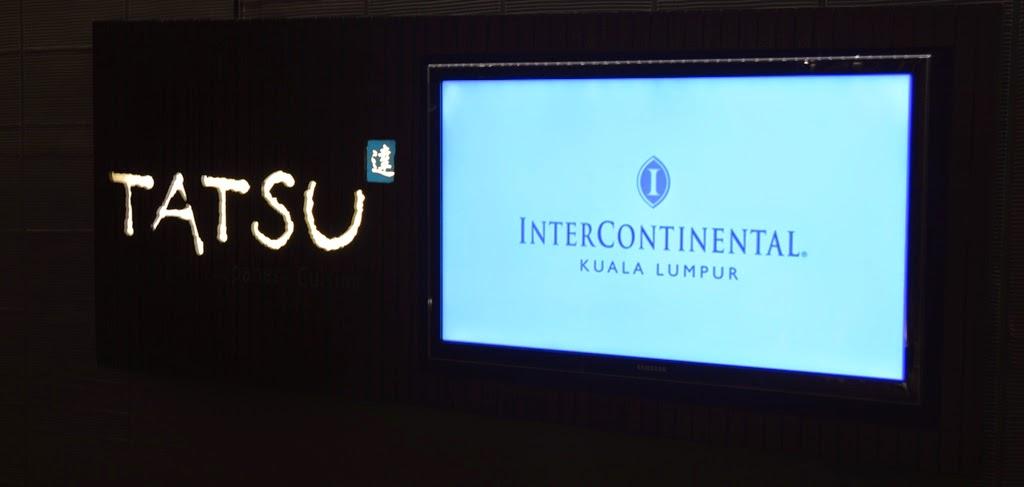 Intercontinental Hotel Kuala Lumpur
