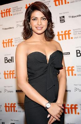 Priyanka Chopra Hot Cleavage Photos