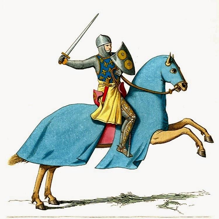 Knight of Horseback