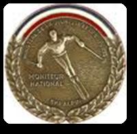 La médaille de Moniteur National