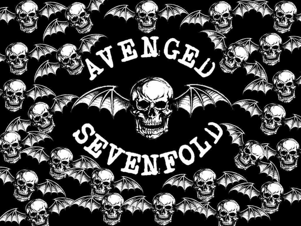 Avenged sevenfold logo pictures impremedia avenged sevenfold logo wallpaper voltagebd Gallery