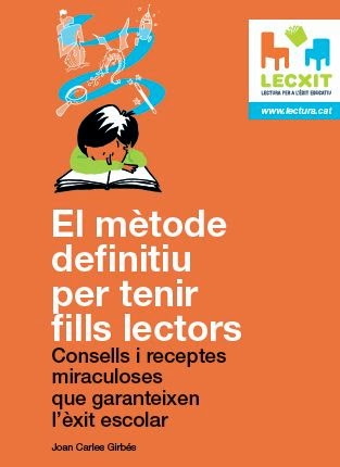 El mètode definitiu per tenir fills lectors