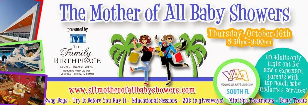 The Mother of All Baby Showers South Florida