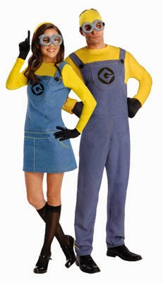 Couples Minion Costume