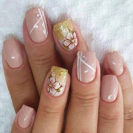 Latest Nails Designs #10.