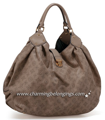7ff93613e180 LOUIS VUITTON HANDBAG PURSE BLOG  Louis Vuitton Mahina XL