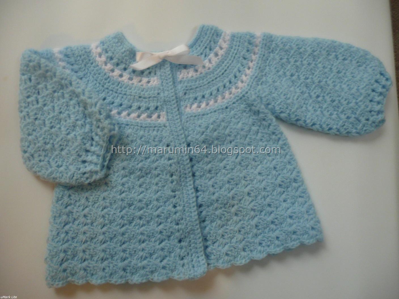Patrones gratis crochet para tejer chambritas bebe and - Almazuelas patrones gratis ...