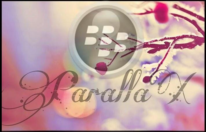 Download BBM Mod Tema Parallax Elegant