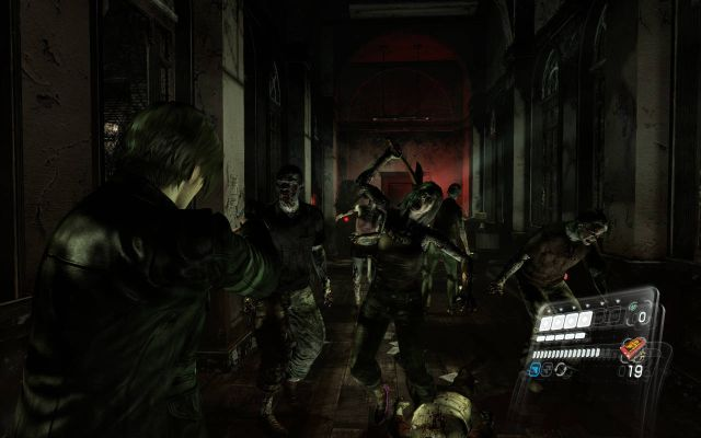 Resident Evil 6 (2013) Full PC Game Single Resumable Download Links ISO