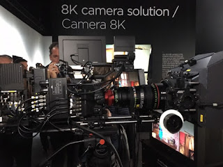 Canon EOS 8K Cinema