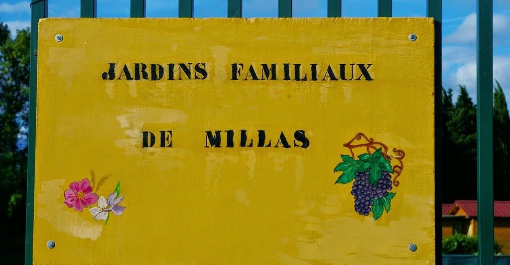 Les jardins familiaux de Millas