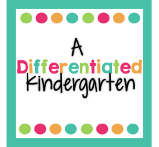 Differentiated Kindergarten