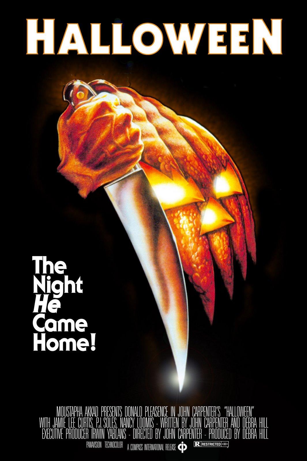 Critique de film: Halloween La Nuit des Masques dans Critique de film halloween_1_poster_01