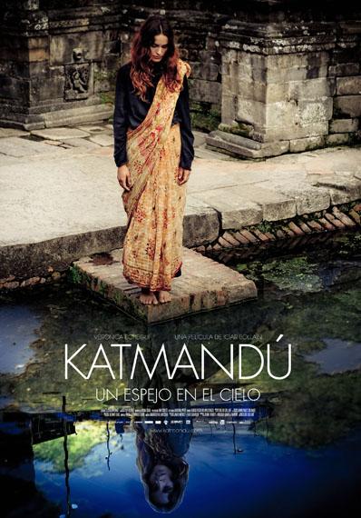 Poster de Katmandu, un espejo en el cielo