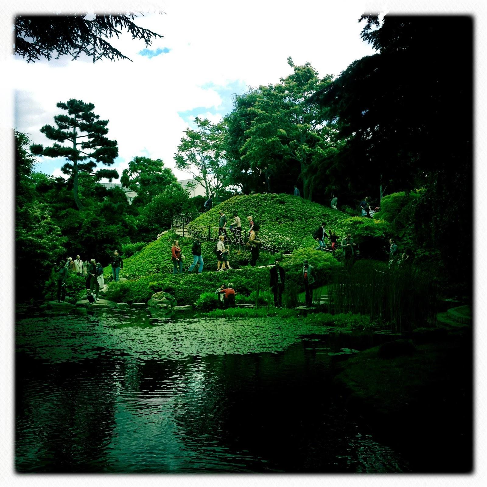 Que faire ce week end parc albert kahn village japonais for Albert kahn jardin japonais