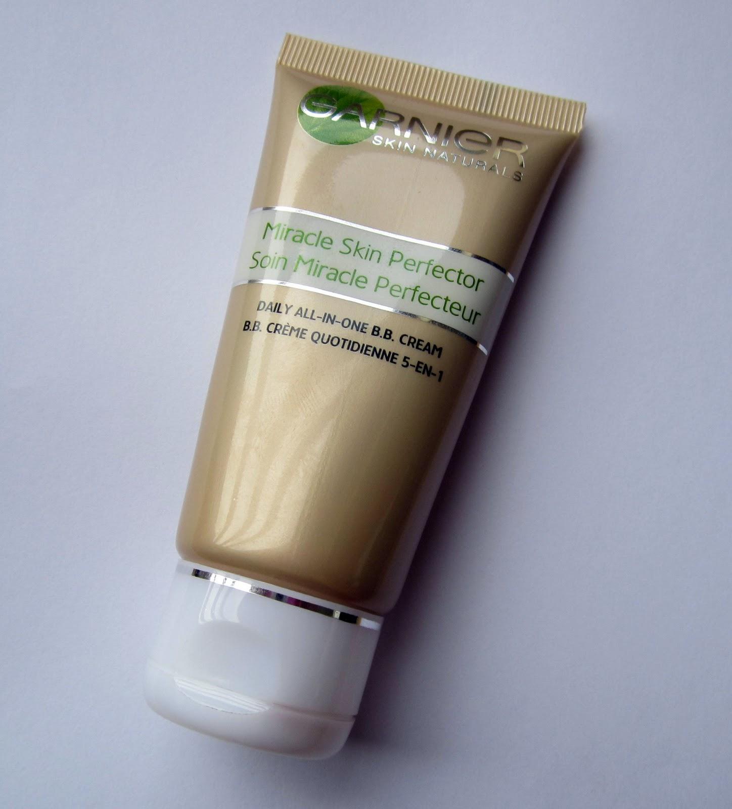 BB cream de Garnier