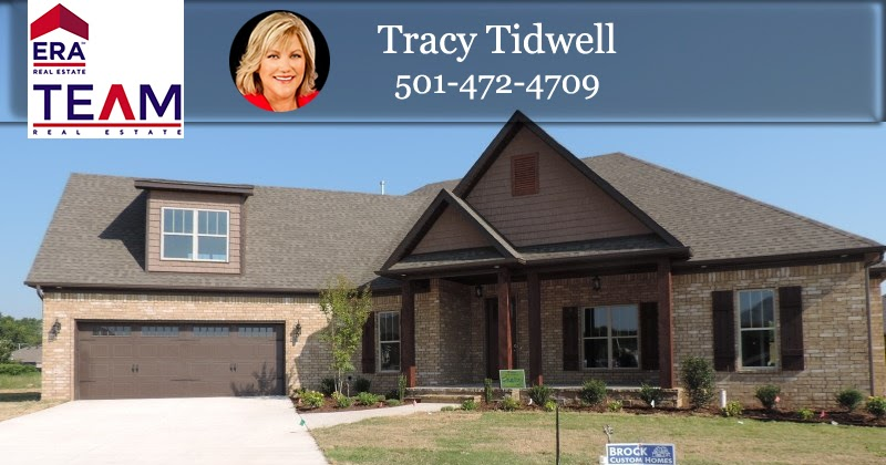 Tracy tidwell team property listings new luxury home in for Custom home builders central arkansas