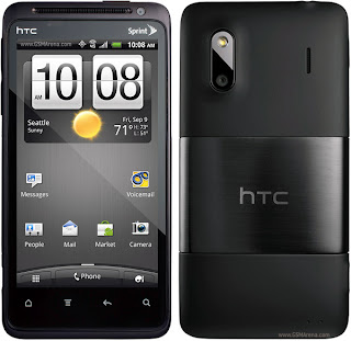 HTC EVO 4G design 2012