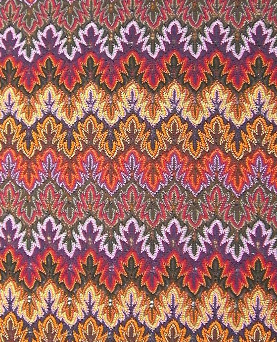 Missoni Fabric: Patternprints Journal: TRIBUTE TO OTTAVIO MISSONI AND HIS
