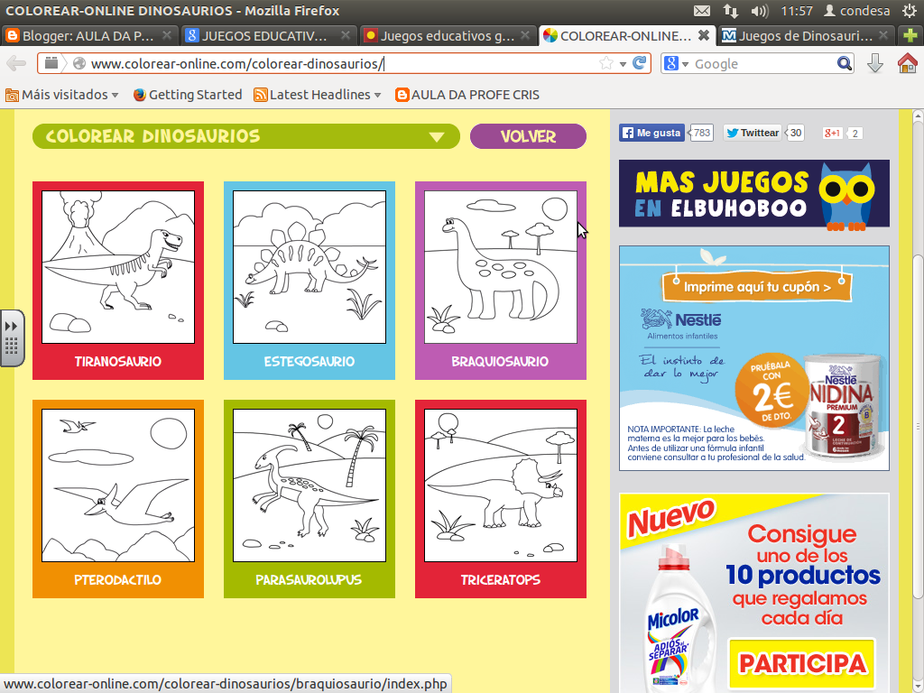 http://www.colorear-online.com/colorear-dinosaurios/