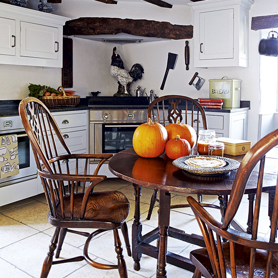 Country Kitchen Look: Modern Country Style: Country Kitchens
