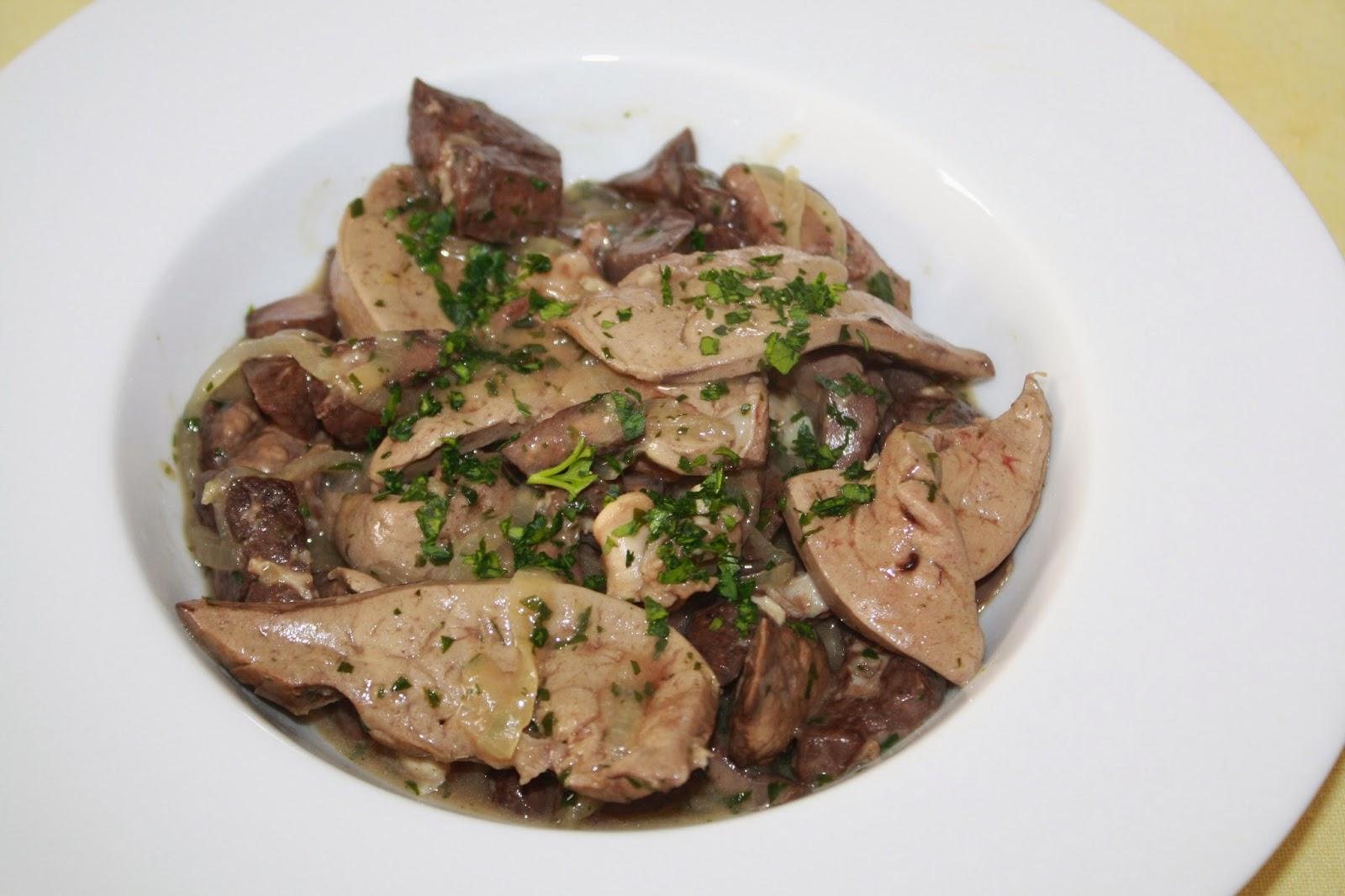 coratella agnello ricetta ligure