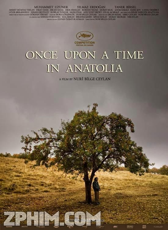 Một Thời Ở Anatolia - Once Upon a Time in Anatolia (2011) Poster