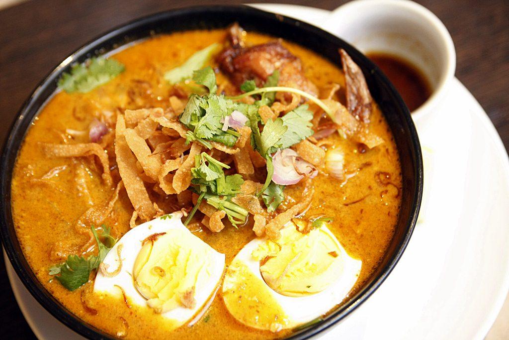 Nav Modern Thai Cuisine Khao Soi