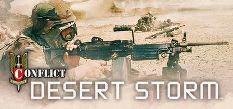 descargar Conflict Desert Storm pc full español 1 link