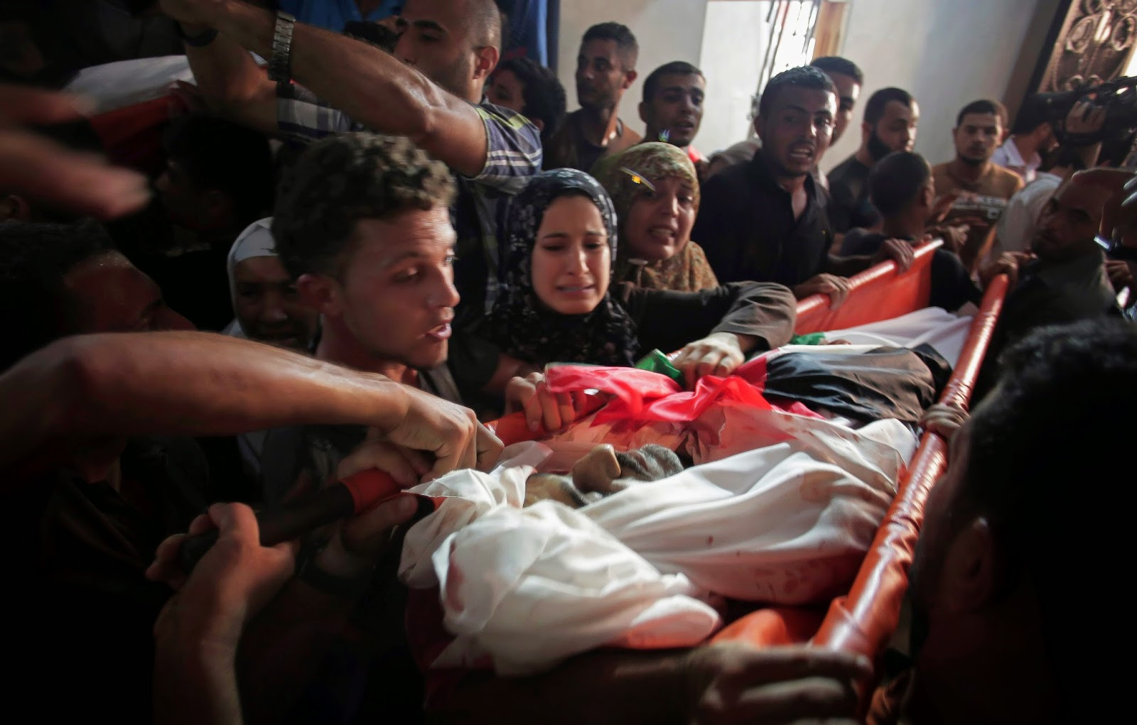9 Graphics to Help You Understand What Life Is Really Like in Gaza