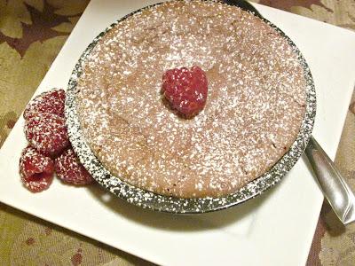 Individual Molten Chocolate Lava Cakes