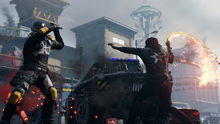 infamous second son screen 1 Infamous: Second Son (PS4)   Screenshots