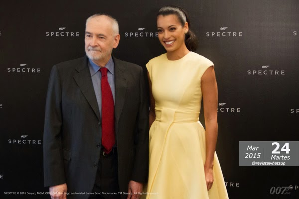 Sony-Pictures-presenta-fotos-conferencia-Mexico-película-007-SPECTRE
