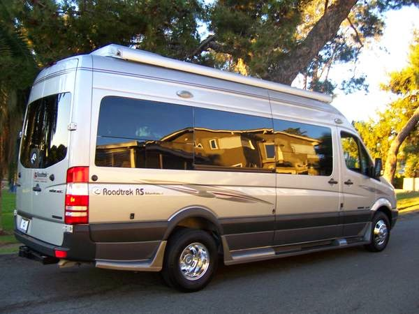 2013 mercedes rvs for autos post for Mercedes benz view rv