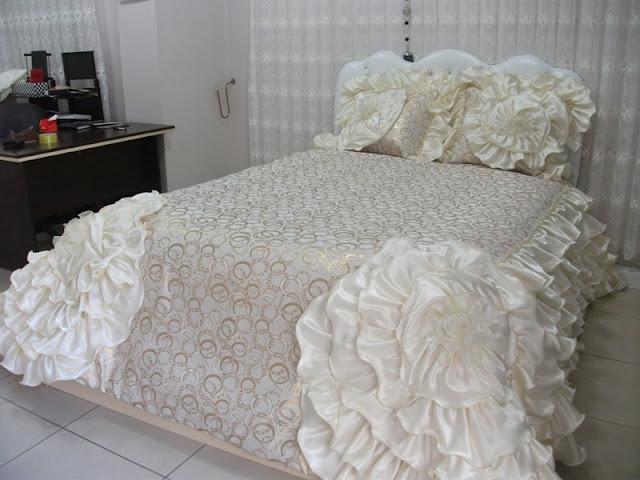 Yeni Yatak Örtüsü Modelleri