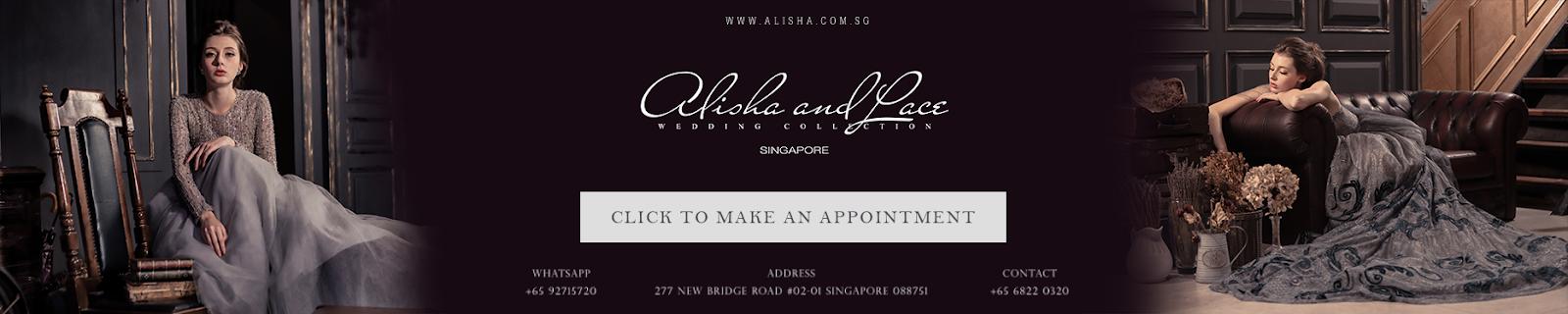 Alisha & Lace Singapore