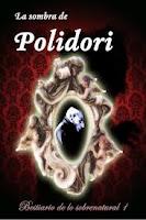 "Portada del libro ""La sombra de Polidori. Bestiario de lo sobrenatural 1. Vampiros"", de V. V. A. A."