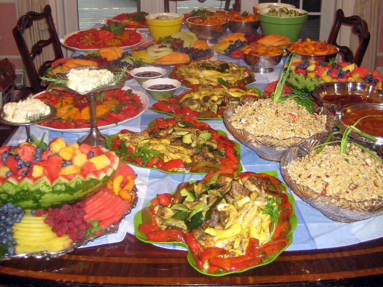 summer wedding food ideas - Wedding Decor Ideas
