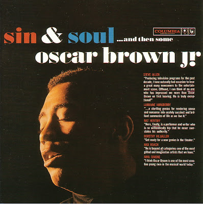 Oscar Brown Jr. – Sin & Soul...And Then Some 1996 (Columbia)