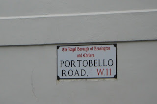 Notting Hill - Portobello Road