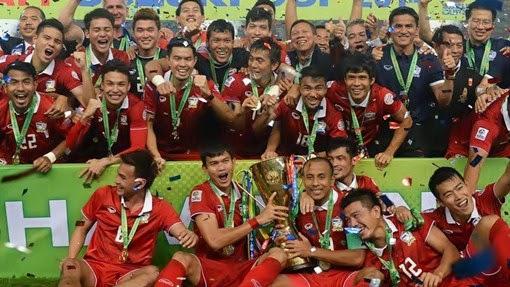 Keputusan Malaysia Vs Thailand Piala AFF Suzuki 2014.