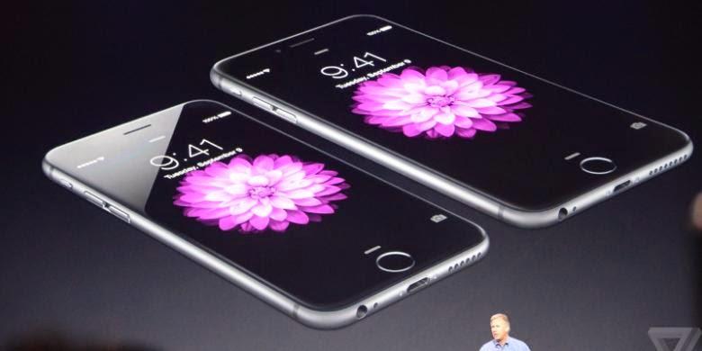 Daftar Harga iPhone 6 dan iPhone 6 Plus Di Singapura Versi Unlock