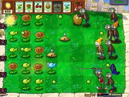 Plants vs. Zombies in early 2013.