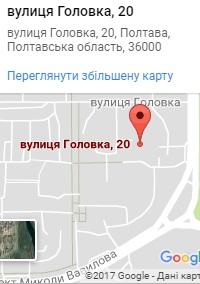 Знайдіть нас на карті