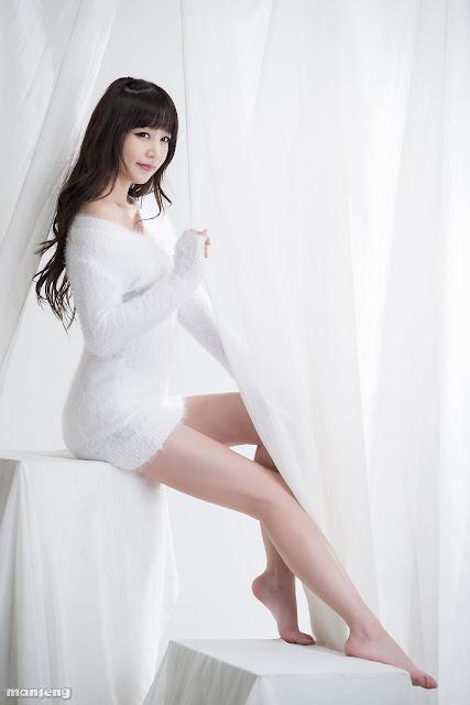 Hot Korean Model Hong Ji Yeon